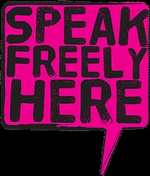 Speaking Freely with Others