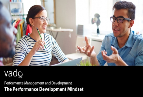 The Performance Development Mindset