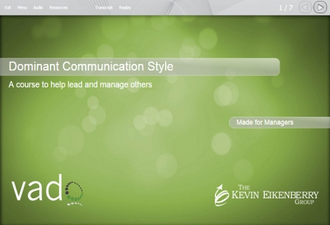 Dominant Communication Style