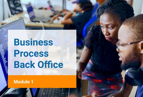 Business Process Back Office Module 1
