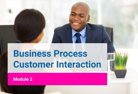 Business Process Customer Interraction Module 2